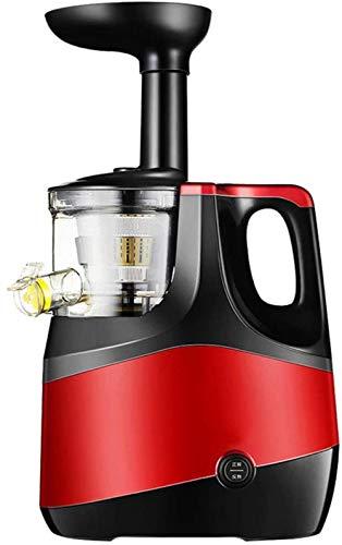 MISLD Langsam Juicer Entsafter Masticating Cold Press Vertikal Entsafter Maschine Low Speed entsafter Hohen Nährstoff Und Gemüse Vitalität Obst Saft Detox Body Nährt Für Your