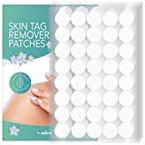 Skin Tag Remover Patches, Natural Skin Remover Patches, Acne, Dark Spot and Skin Removal Patches for Face and Body