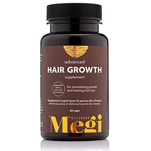 Advanced Hair Growth/Hair Loss Supplement