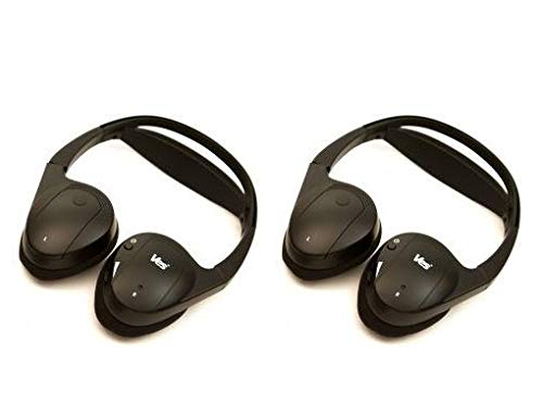 Town and Country DVD Headphones Headsets (Set of 2 ) 2006 2007 2008 2009 2010 2011 2012 2013 2014 2015 2016 2017 2018 2019
