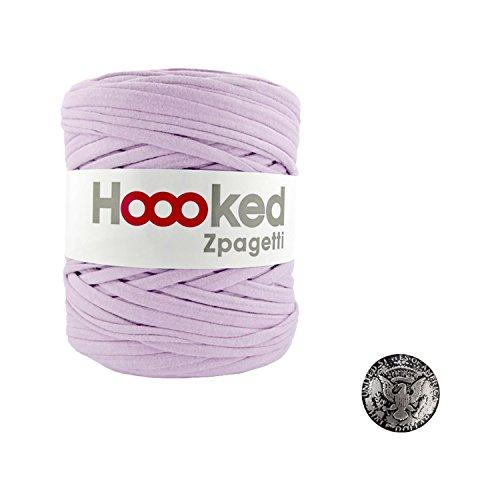 KIYOHARA Hooked Zpagetti (フックドゥズパゲッティ) コンチョボタン 鳥 30mm セット Violet