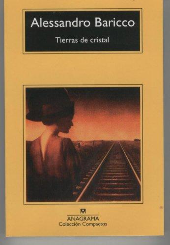 TIERRAS DE CRISTAL 1ª Edición de la Colección Compactos. Como nuevo