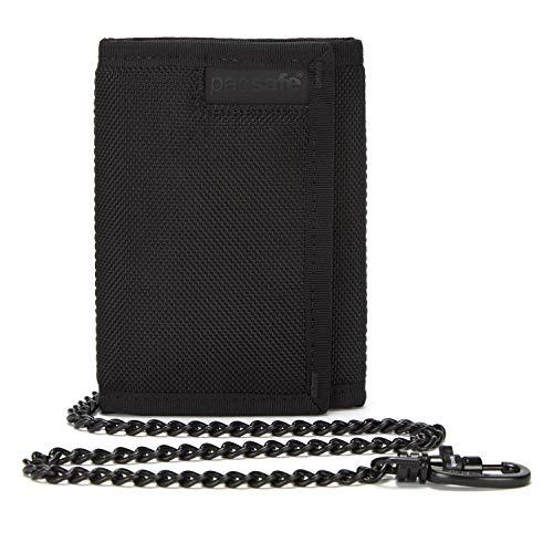 PacSafe Rfidsafe Z50 RFID-blockierend, dreifach faltbar, Schwarz, Schwarz (Schwarz) - 10600100