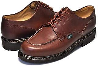 [パラブーツ] シャンボード CHAMBORD/TEX made in France MARRON LIS MARRON マロン メンズ Uチップモカ レザーカジュアル ブーツ [並行輸入品]