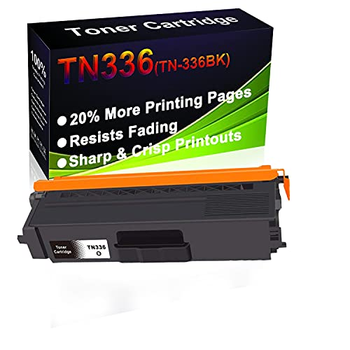 Paquete de 1 cartucho de tóner compatible con impresoras Brother HL-L8250CDN HL-L8350CDW HL-L8350CDW HL-L8350CDWT MFC-L8850 MFC-L8850CDW MFC-L8600CDW