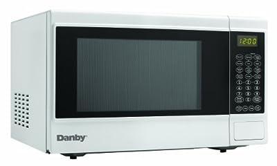 Danby 1.4 cu.ft. Countertop Microwave, White