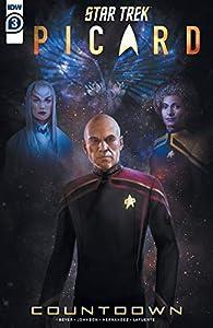 Star Trek: Picard—Countdown 3話 表紙画像