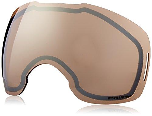 Oakley Unisex Airbrake Ersatzsonnenbrillengläser, weiß, Einheitsgröße