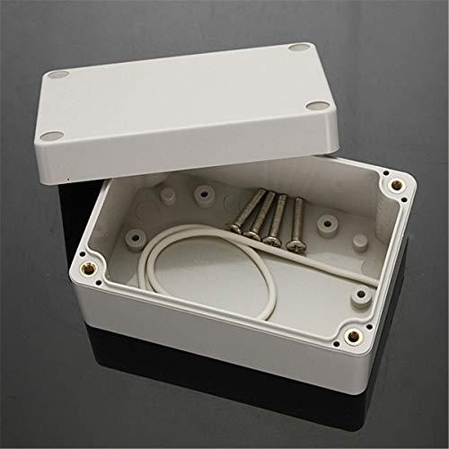 IP65 Wasserdichte Anschlussdosen Kunststoffgehäuse Verdrahtung Anschluss DIY Fall Power Abzweigdose (XL (120x120x90mm))