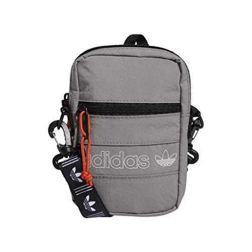 adidas Originals Unisex Festival Crossbody Bag, Dove Grey, ONE SIZE