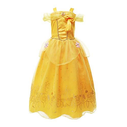 Brogtorl Anna Elsa Dressesfor Nias Halloween Carnaval Disfraz Navidad Nios Ropa Blancanieves Boda Noche Princesa Vestido