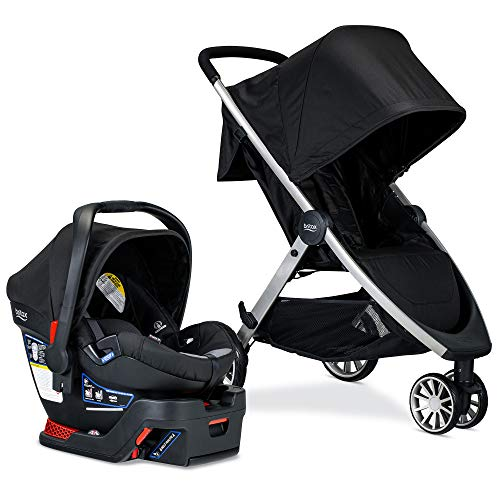 Big Save! Britax B-Lively Travel System with B-Safe 35 Infant Car Seat