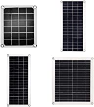 KAN DU Professional Polycrystalline Solar Panel Set Power Adapter Car Cell Battery Charger Kit, Monocrystalline Solar Cells - Solar Panels, Car USB Panel, Panel Mount Ac Socket, Bp Solar Solar Panels