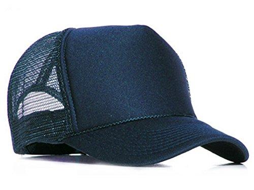 Bastart Caps Raphia type Mesh Casquette dark blue