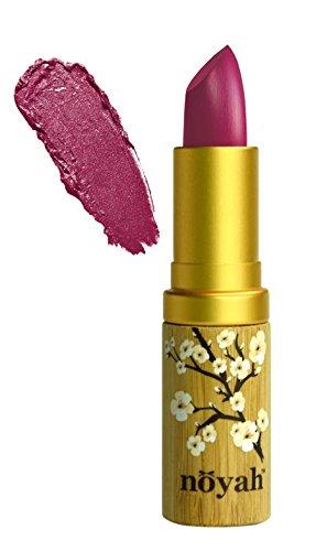 Noyah Lipsticks (Malbec) + Natural Cosmetics E-Book