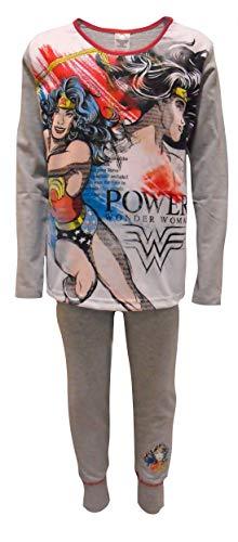 Wonder Woman Power Pijama de niña 5-6 años