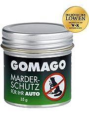 GOMAGO Protección Coche | fiable y Adecuado para el Cuidado Gracias a la Fragancia, Alternativa al ahuyentador de martas, Aerosol ultrasónico, etc. Granulado [1 x 35 g], 1 x 35g