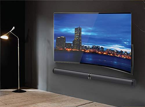 Barras de Sonido para TV Bluetooth 4.2 Altavoz de Sonido Envolvente Virtual, Sistema de Cine en casa Eco Wall para iPhone/Xiaomi,EU: Amazon.es: Hogar