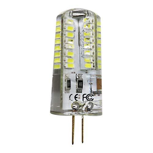 Mengjay® 1 PIEZA G4 LED Bombilla perlas, equivale a halógeno de 50 W lámpara kaltesweiß 6000 K AC 220 - 240 V 5 W 320LM 64 SMD 3014 LED ángulo de haz de 360 ° LED lámpara bombilla