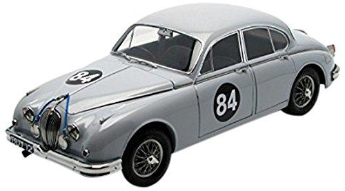 Model Icons - 321001/182733 - Véhicule Miniature - Modèle À L'échelle - Jaguar MK II 3.8l Racing - 1962 - Echelle 1/18