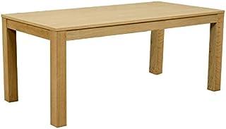 Paris Prix - Table De Repas Extensible kubico 180-230cm Chêne