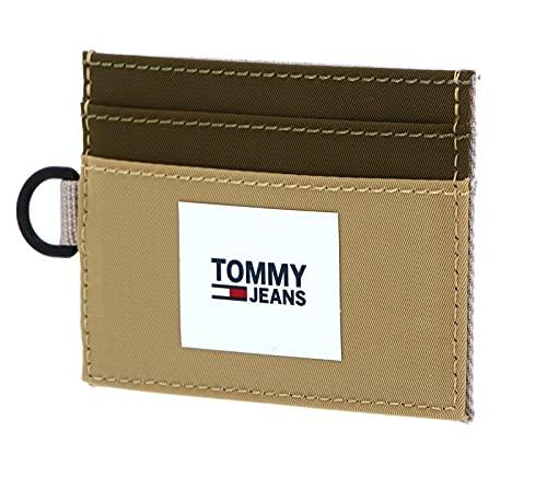 Tommy Hilfiger TJM Urban Card Case Holder Uniform Olive