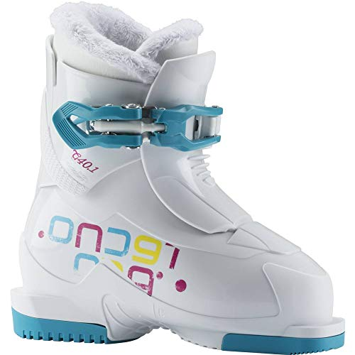 Tecnopro G40-1 - Botas de esquí, Color Blanco y Verde