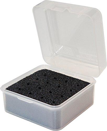 MTM Case-Gard Broadhead Box, Clear