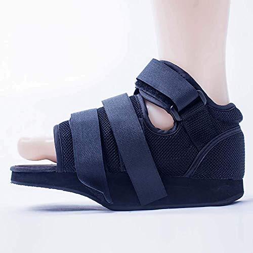 QMZDXH Orthopädischer Spezialschuh,Vorfußentlastungsschuh Entlastungs Orthopädische Schuh Unterstützung Und Zum Schutz Eines Gebrochenen Zehs