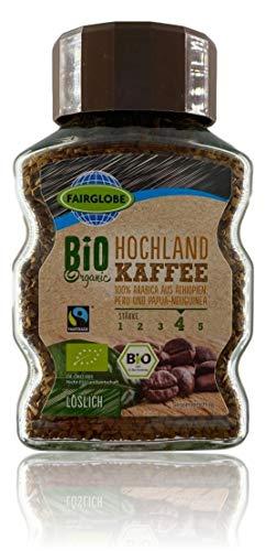Hochland Kaffee Natur 100% Arabica Aus Äthiopien, Peru und Papua-Neuguinea (2er Pack 200g)