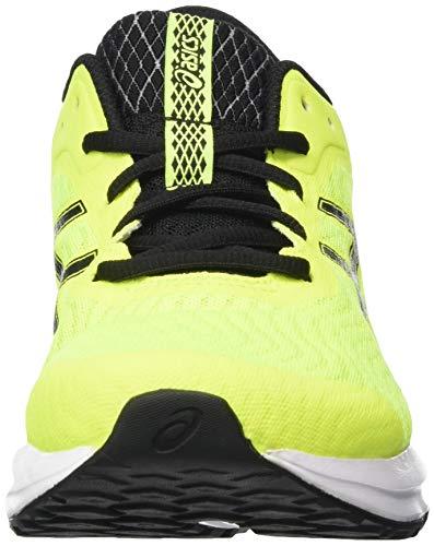 Asics Patriot 12, Sneaker Hombre, Safety Yellow/Black, 44.5 EU