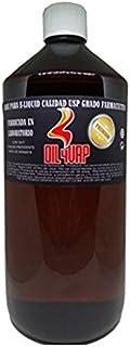 Glicerina OIL4VAP 1L para liquido de cigarrillo electronico SIN NICOTINA