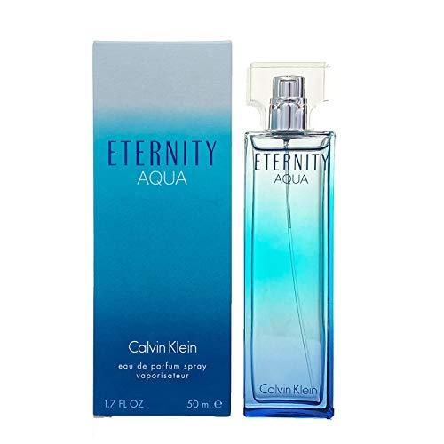 Calvin Klein Eternity Aqua femme/woman, Eau de Parfum Vaporisateur, 1er Pack (1 x 50 ml)