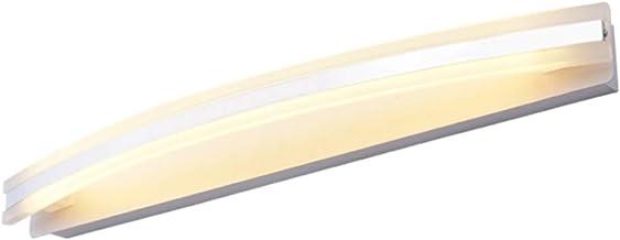 Spiegellampen, Nordic moderne minimalistische manier LED-spiegel voorlicht huishoudelijke gang Aisle waterdichte mist acry...