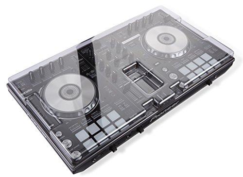 DeckSaver DDJ SR Schutzdeckel für DJ/VJ-Equipment, unzerbrechlich, Grau