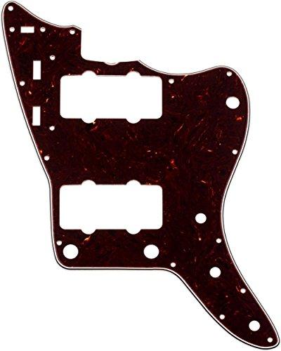 Fender Pure Vintage Pickguard, '65 Jazzmaster - Brown Shell 4-Ply