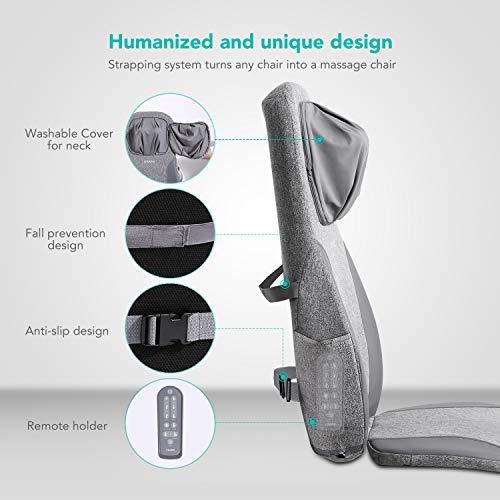 Bild 7: NAIPO Rückenmassagegerät