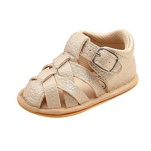 YWLINK Zapatos De Baile NiñA Sandalias con Lazo De...