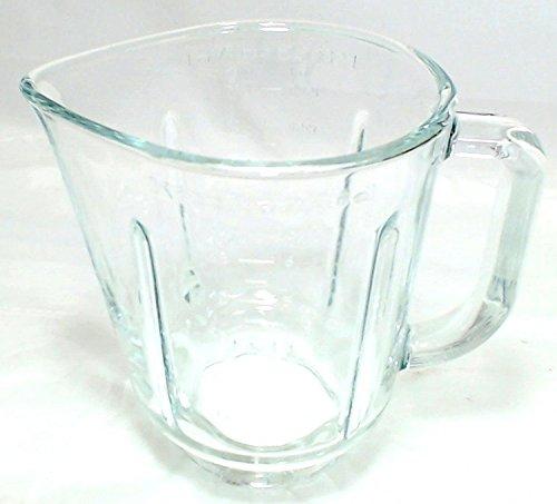 KitchenAid W10221782 Glass Blender Jar