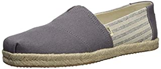 TOMS Women's Drizzle Grey University Rope 10013496 (Size: 8) (B07FVZJ42S) | Amazon price tracker / tracking, Amazon price history charts, Amazon price watches, Amazon price drop alerts