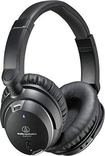 Oferta de Audio-Technica ATH-ANC9 - Auriculares (reducción de Ruido), Negro