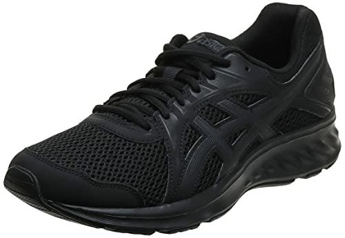 ASICS Jolt 2, Zapatillas de Deporte Hombre, Negro (Black/Dark Grey), 43.5 EU