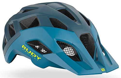 Rudy Project Crossway Helm Ocean/Pacific Blue Matte Kopfumfang L | 59-61cm 2021...