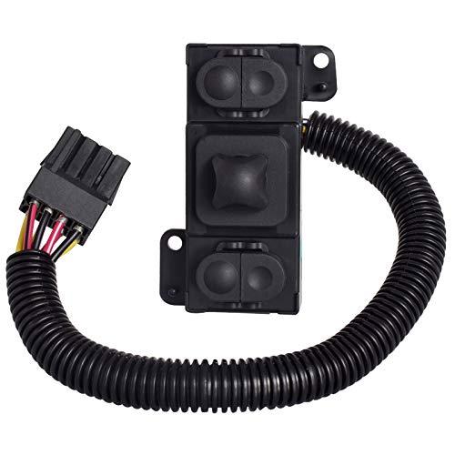 Ferding Power Seat Switch Tilt Control Left Driver Seat Replacement for...