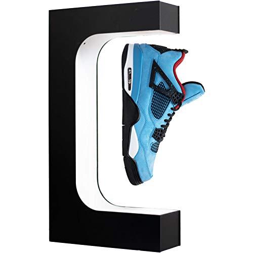 X-Float Levitating Shoe Display Floating Sneaker Stand (Black)
