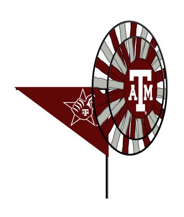 Texas A&M University Aggies - Wind Spinner