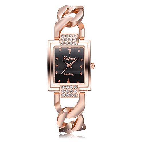 Uhr Herren Fghyh Mode Frauen Uhren Frauen Armband Uhr Uhr(A)
