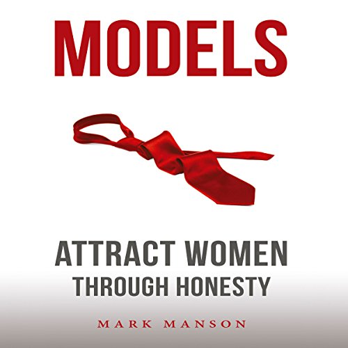 Models audiobook cover art