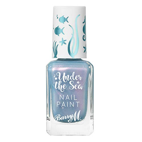 Barry M Cosmetics Under The Sea Nail Paint, Mariposa