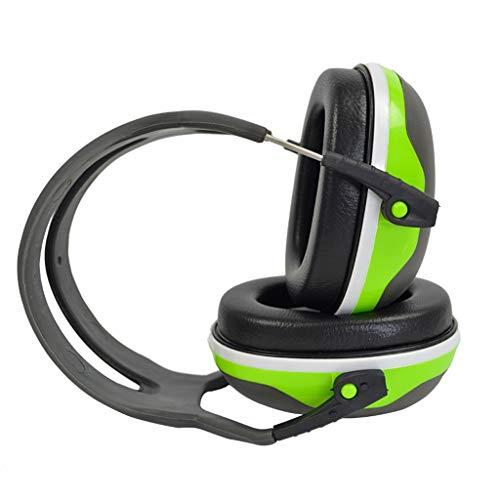 TXXM Insonorisés Earmuffs Professional Anti-Bruit interférence du Sommeil Student Mute Réduction du Bruit Industriel Casque de Couchage Confortable (Color : C)